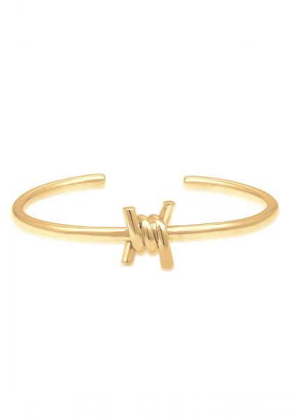 Elli Armband Armreif Knoten Blogger Trend 925 Silber