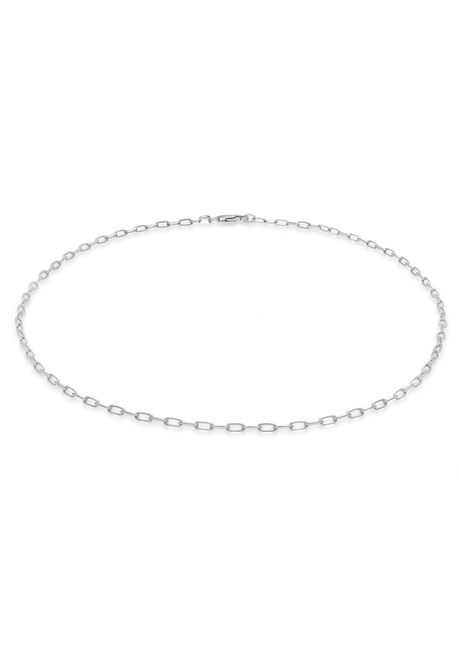 Glieder-Choker | 925er Sterling Silber