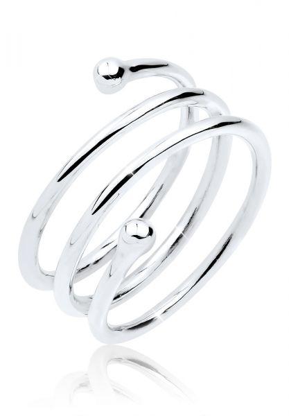 Ring Spirale | 925er Sterling Silber