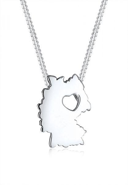 Halskette Herz | 925er Sterling Silber