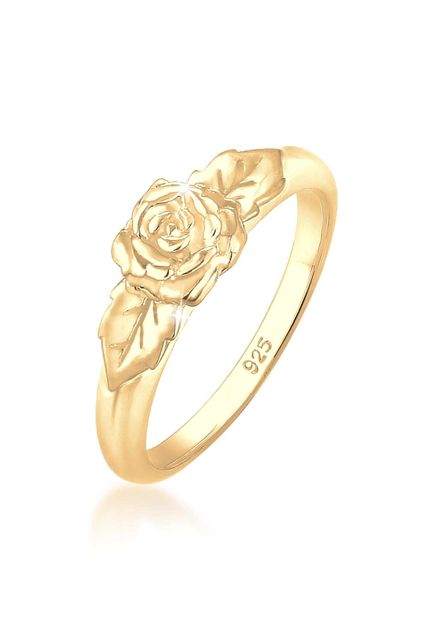 Ring Rose   925er Sterling Silber