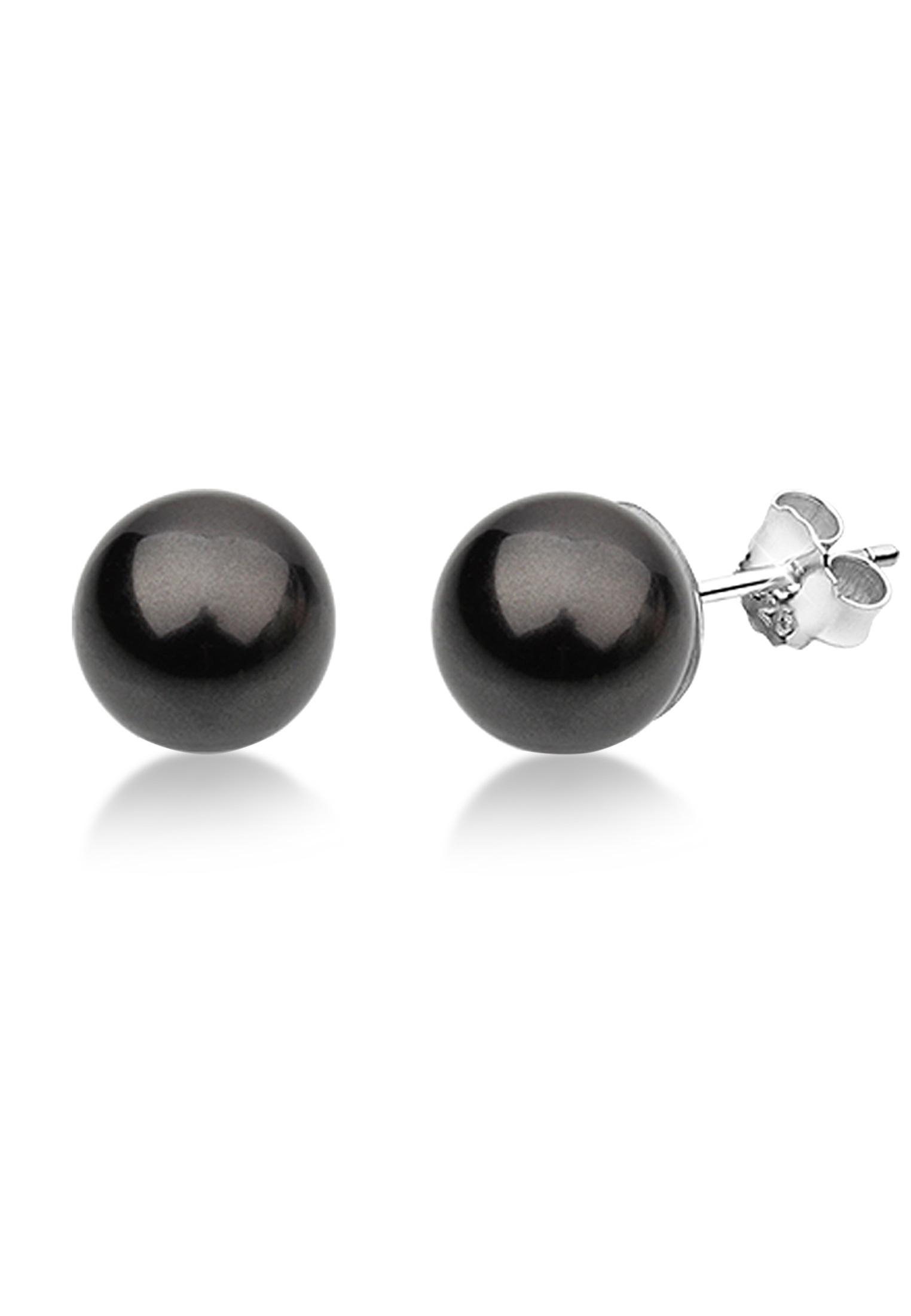 Ohrstecker | Perle | 925er Sterling Silber